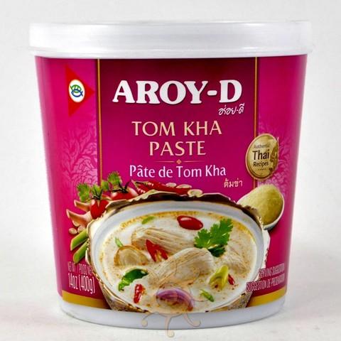 Паста Том Ха (Tom Kha) Aroy-D, 400г