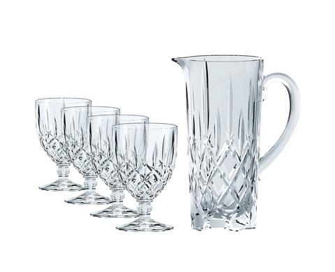 Набор 5 предметов для воды артикул 102387. Серия Noblesse