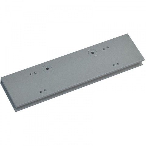 Пластина для установки доводчика TS92 на цельностеклянную дверь Dormakaba