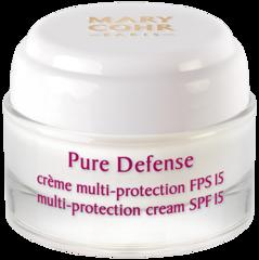 Mary Cohr Крем мультизащитный SPF15 - Pure Defense SPF15 50 мл