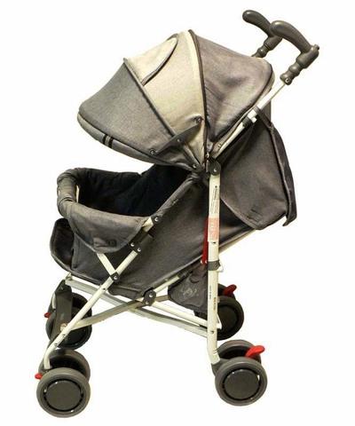 Прогулочная коляска - трость BALU S422 - Серый (NEW)