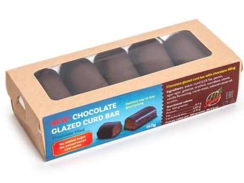 Сырки творожные глазированные Шоколадные