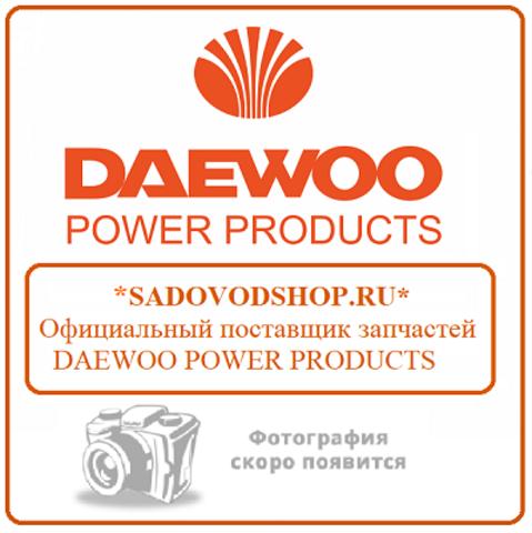 Редуктор привода щетки в сборе  Daewoo DASC 7080