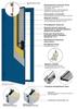 Технические двери D-980-S,левая DoorHan (Россия)