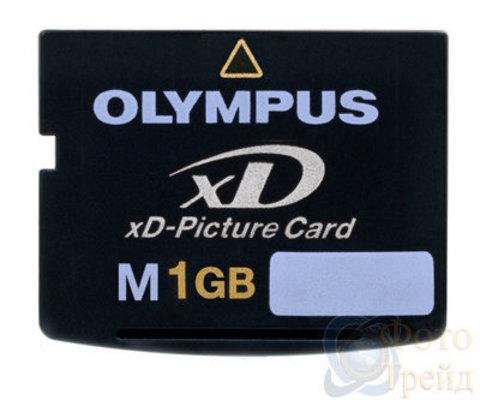 Olympus xD-Picture Card M-XD1GP