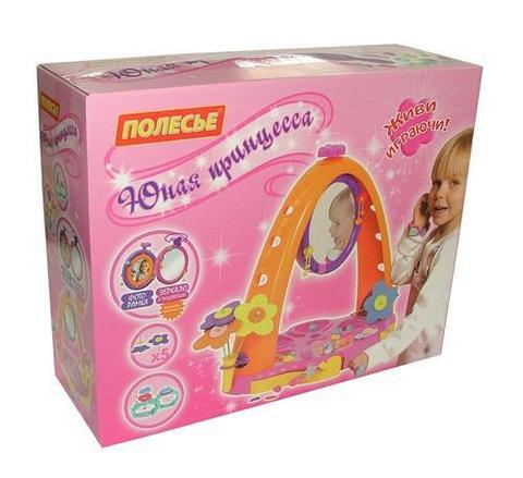 Юная принцесса (в коробке)
