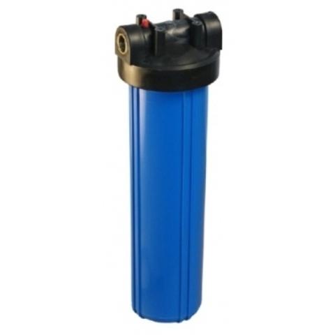 Корпус фильтра B890-BK34PR-BN (колба SL20, синяя, вход 3/4