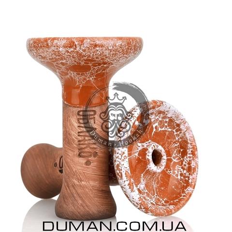 Чаша Oblako Phunnel Glaze Top (Облако)  Orange-White L