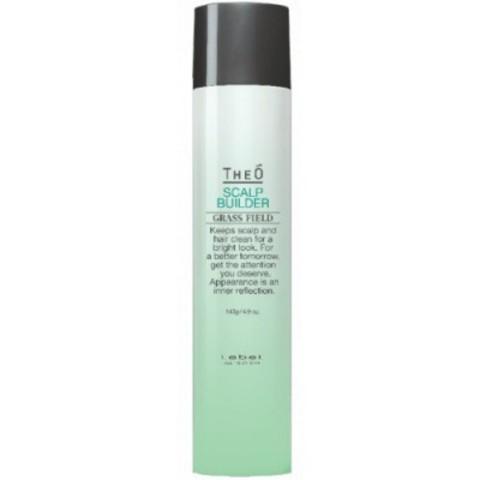 Lebel Theo: Стимулирующий спрей для мужской кожи головы (Scalp Builder), 140г