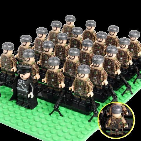 Минифигурки Военных Немецкая Армия серия 429