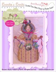 Brooke`s Books Publishing  Peg the Plum Puddingt Angel