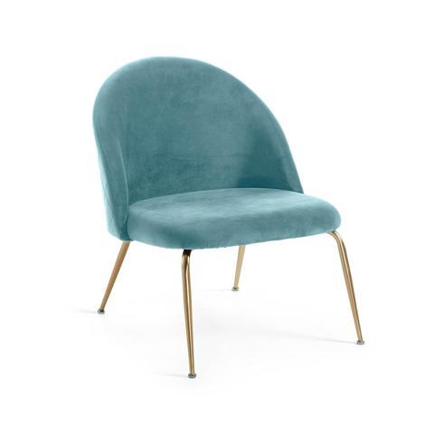 Кресло Mystere бирюзовое