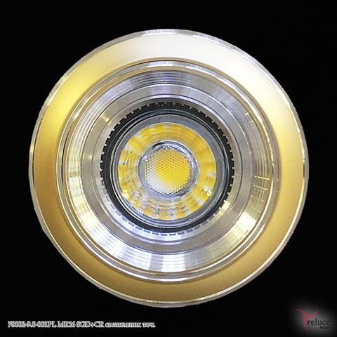 78002-9.0-001PL MR16 SGD+CR светильник точ.