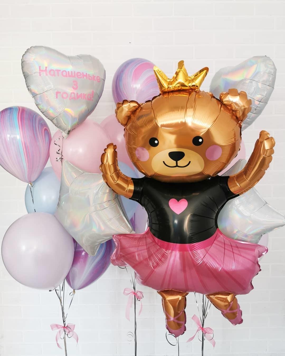 Медведица балерина