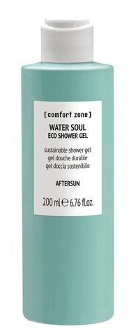 [comfort zone] Гель очищающий для волос и тела WATER SOUL