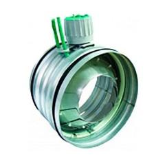 Клапан сопловый AIRMAX 3D d160 для регулировки потока воздуха
