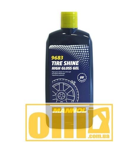 Mannol 9683 TIRE SHINE 500мл