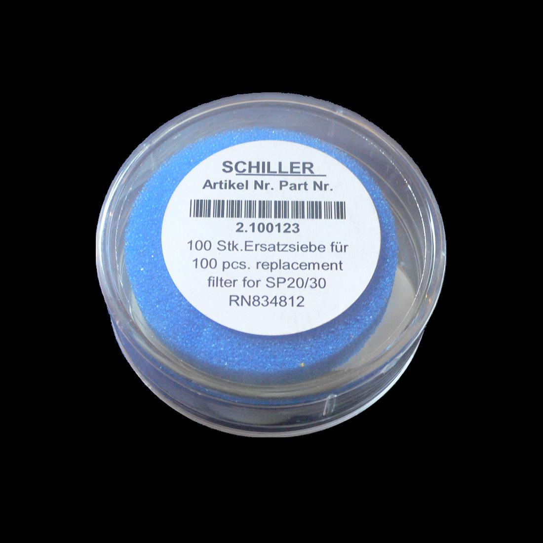 Фильтр одноразовый для датчиков SP-20/260/SP30, для спиропневмотахометрии