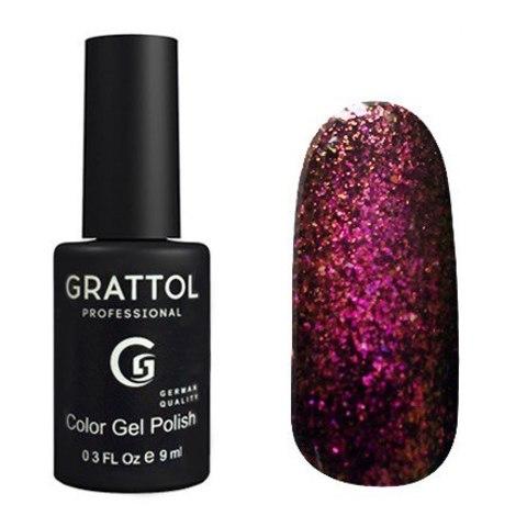 Гель-лак GRATTOL Galaxy 003 Garnet 9мл