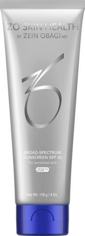 ZO Skin Health Крем с сонцезащитным фильтром широкого спектра SPF 50 | Broad Spectrum Sunscreen SPF 50
