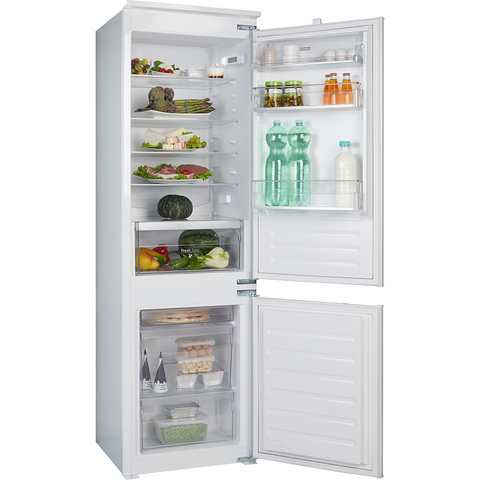 Встраиваемый двухкамерный холодильник Franke FCB 320 NE F