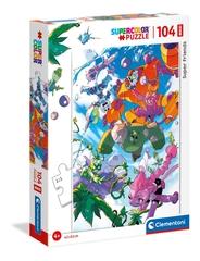 Puzzle PZL 104 MAXI SUPER FRIENDS!