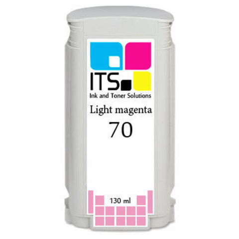 Картридж для HP 70 (C9455A) Light Magenta 130 мл
