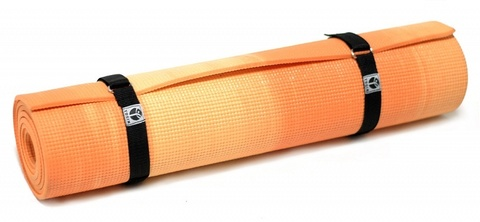 Стяжка простая для йога-ковриков