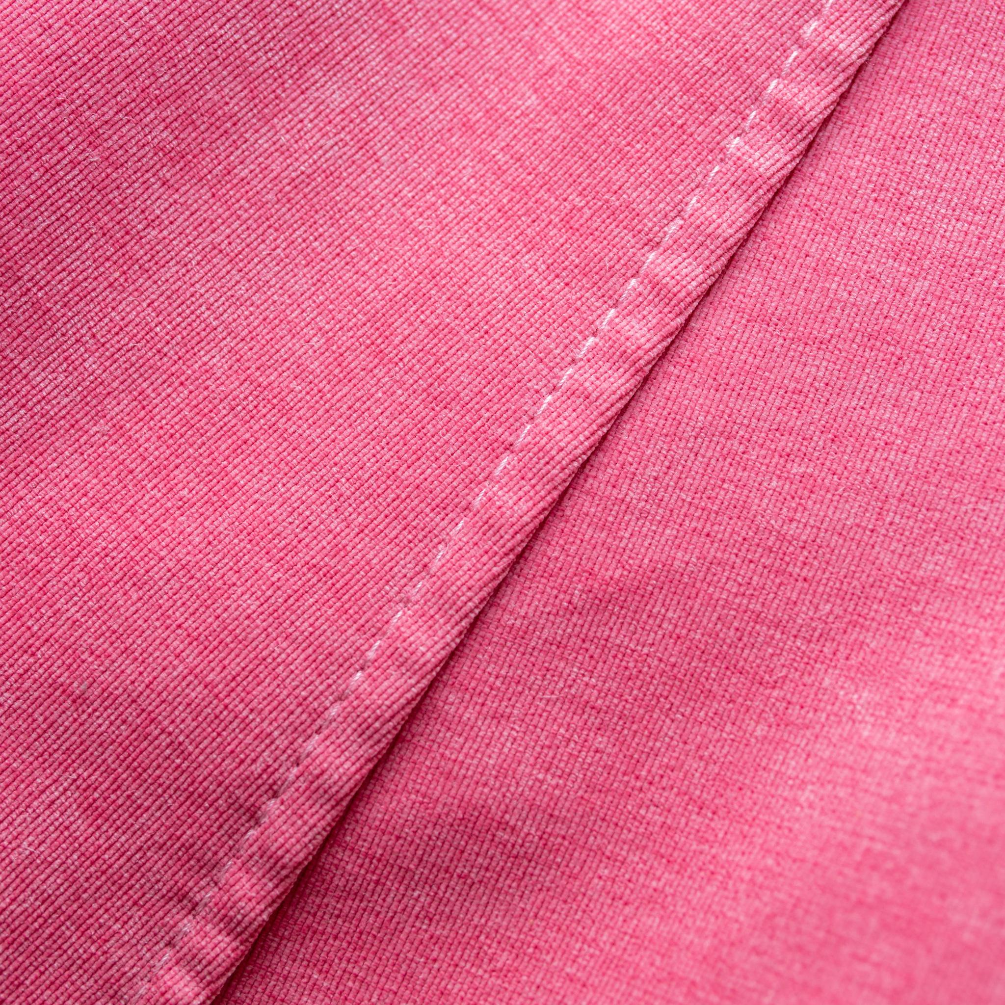 Груша M микровельвет (розовая)