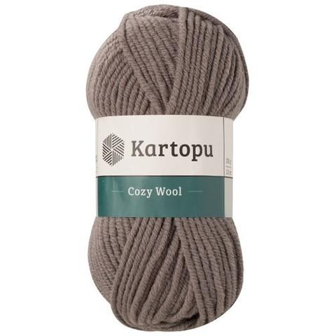 Cozy Wool  Kartopu (25% шерсть, 75% акрил, 110 м/100 гр)