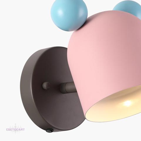 Настенный светильник 4731/1W серии Mickey