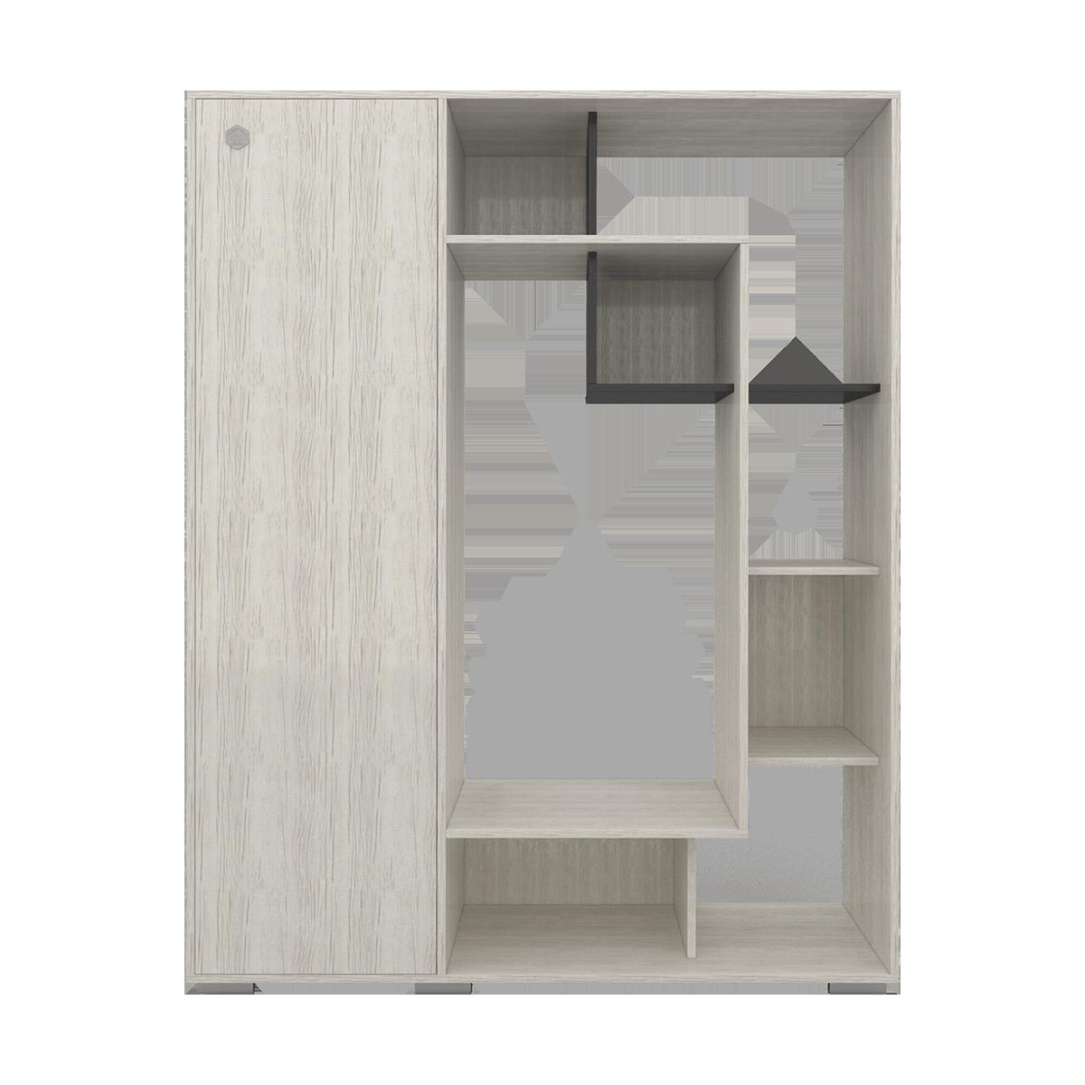 Офисный шкаф-стеллаж KULIK SYSTEM SPHERE