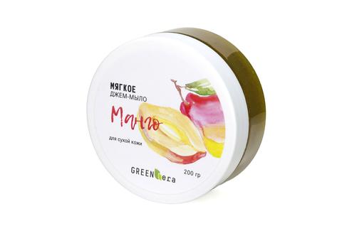 "Джем-мыло ""Манго"" | 200 гр | Green Era"
