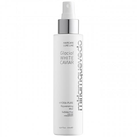 Увлажняющий омолаживающий спрей  с маслом прозрачно-белой икры GLACIAL WHITE CAVIAR Hydra-Pure Rejuvenating Mist
