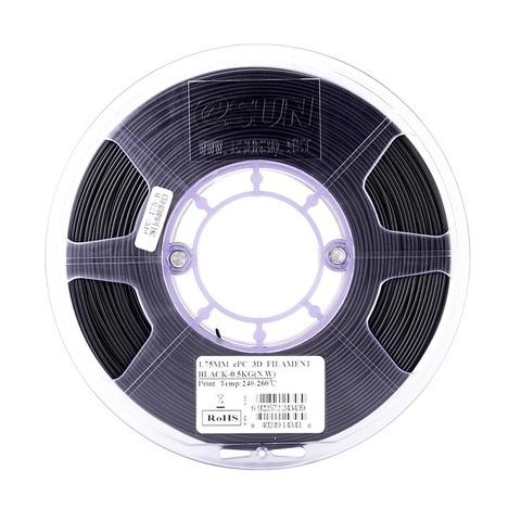 ESUN ePC (Polycarbonate) 1.75 мм 0,5кг., черный