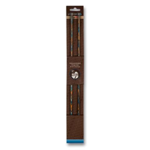 Lana Grossa Спицы прямые (дерево), № 6.5, 35 см