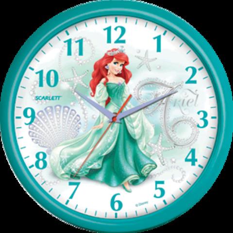 Настенные часы Scarlett Disney SC–WCD01P