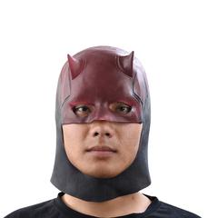 Сорвиголова маска из латекса — Daredevil Mask