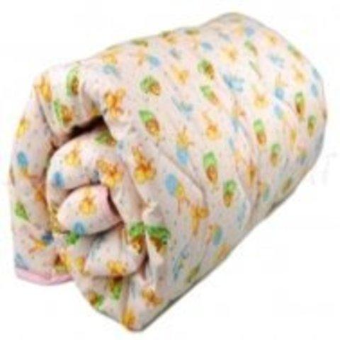 Одеяло детское цветное