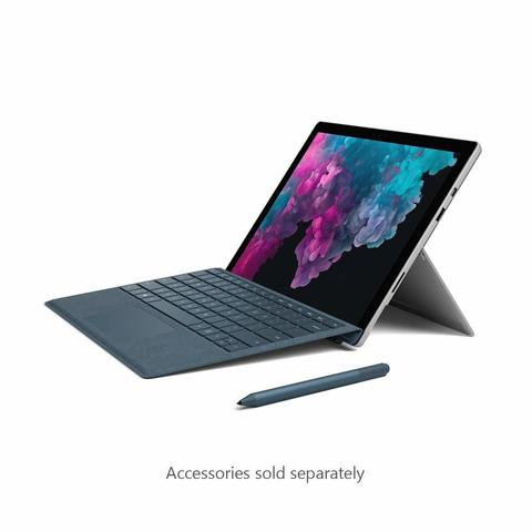 Планшет Microsoft Surface Pro 6 i7 16Gb 1Tb (Platinum, серебристый)