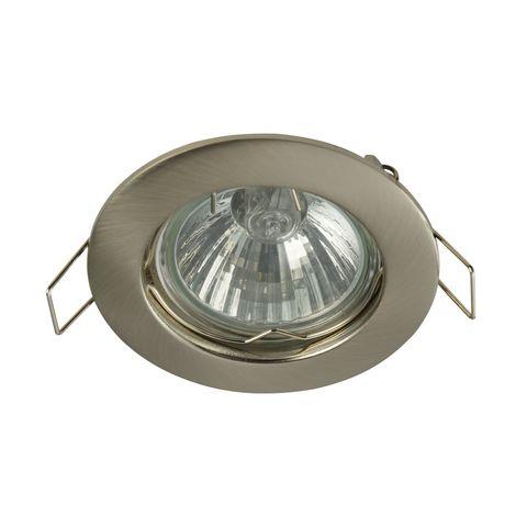 Встраиваемый светильник Maytoni Metal Modern DL009-2-01-N