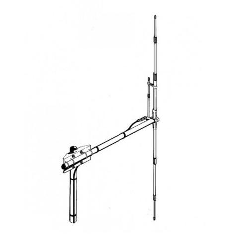Базовая антенна УКВ диапазона SIRIO SD-FM DIPOLE