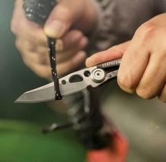 Складной нож Leatherman Skeletool KB (832385)   Multitool-Leatherman.Ru