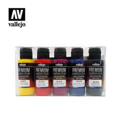 Premium Candy Colors 5x60ml.