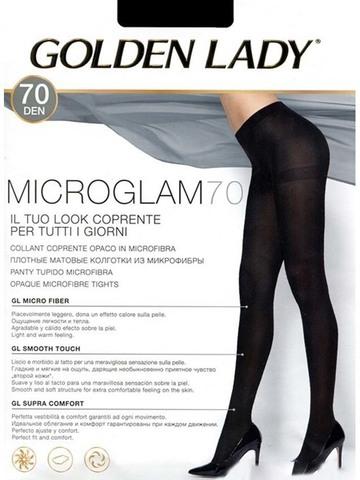 Женские колготки Microglam 70 Golden Lady