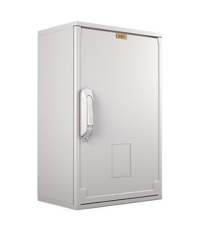 Электротехнический шкаф полиэстеровый IP44 (В600 × Ш400 × Г250) EP c одной дверью