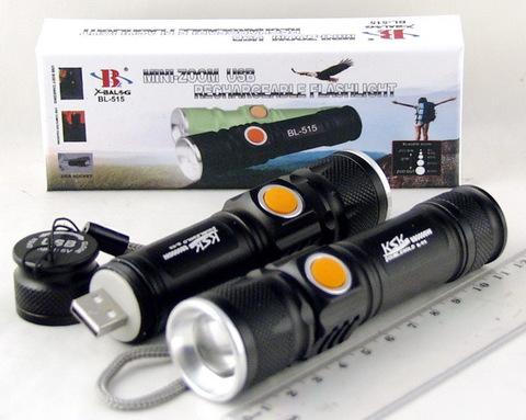Светодиодный фонарь KAMEEL BL-515