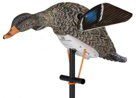 Чучело кряквы с вращающимися крыльями Lucky HD Hen (утка)
