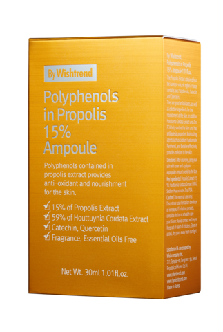 Polyphenol in Propolis 15% Ampoule