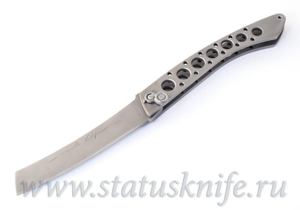 Нож Уракова А.И. Аль Кап M390
